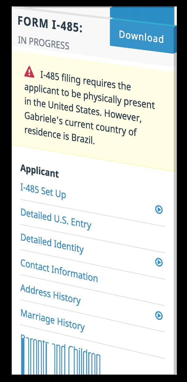 Residency Address